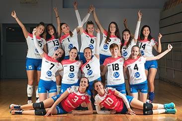 TPV Volley: Dvoranska odbojka